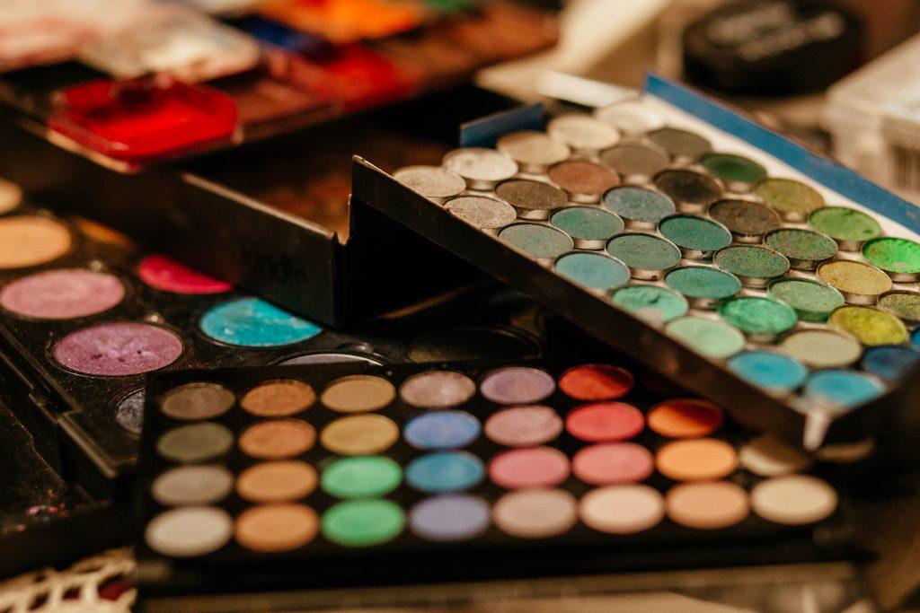 Eyeshadows - free stock photo