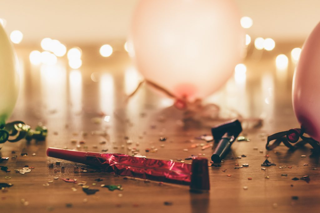 New Year's Eve 2 - free stock photo
