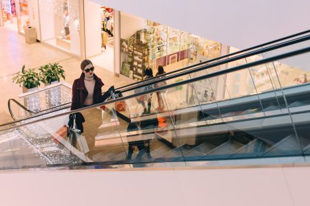 Shopping freak 2 - free stock photo
