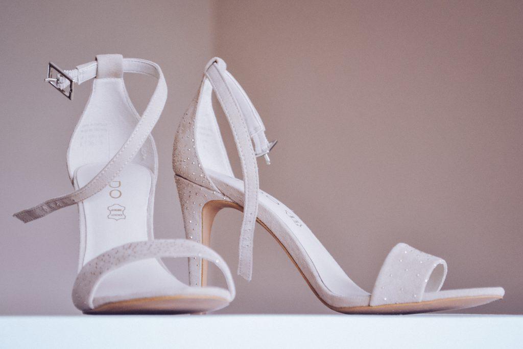 Wedding shoes 2 - free stock photo