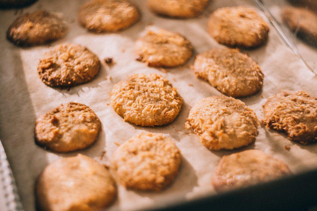 Homemade cookies - free stock photo