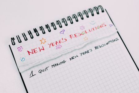 New Year's Resolutions - free stock photo
