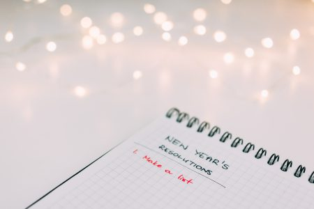 New Year's Resolutions 2 - free stock photo