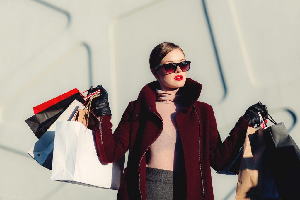 Shopping freak 3 - free stock photo