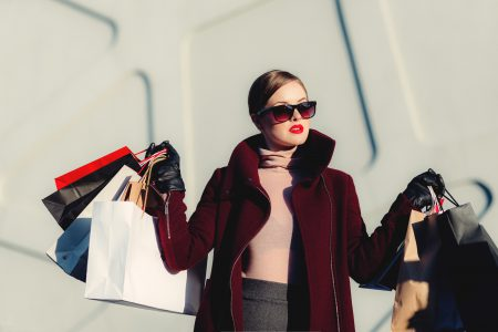 Shopping freak 3 - free stock photo