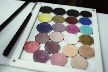 Eyeshadows 2 - free stock photo