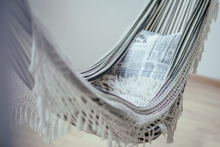 Indoor hammock 2 - free stock photo