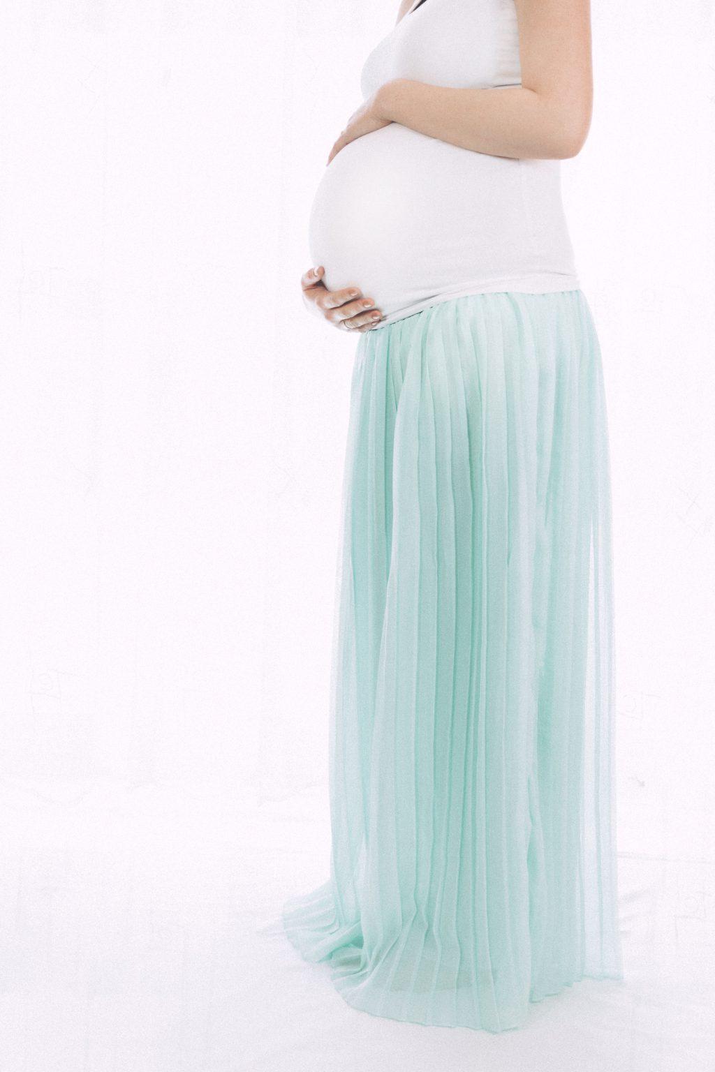 Pregnant woman 3 - free stock photo