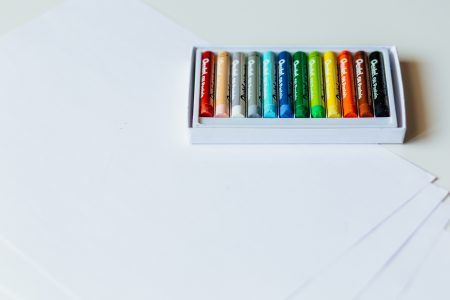 Crayons - free stock photo