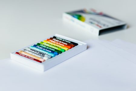 Crayons 3 - free stock photo