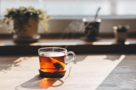 Tea on the countertop 2 - free stock photo