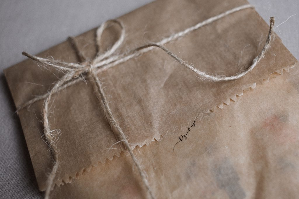 Rustic packaging - free stock photo