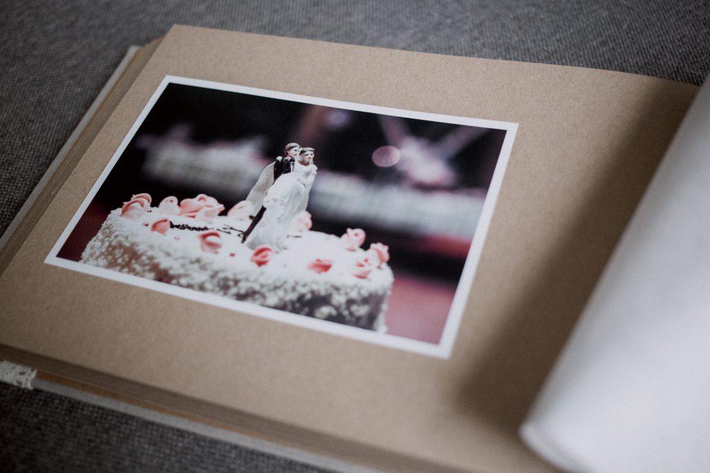 Traditional wedding photo album 2 - free stock photo