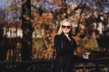 Street style shoot in park 2 - free stock photo
