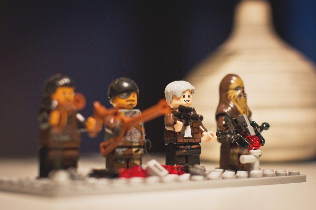 Lego Star Wars - free stock photo