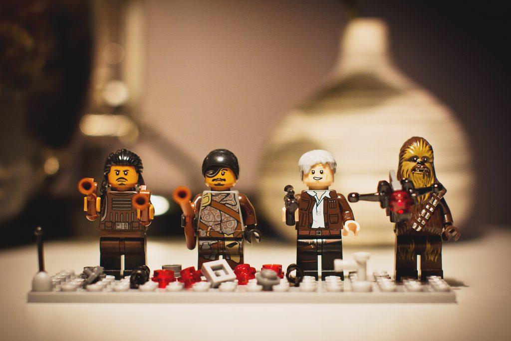 Lego Star Wars 2 - free stock photo