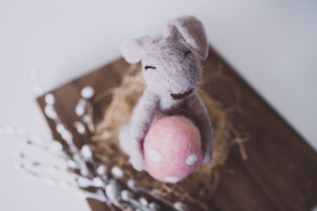 Easter bunny 3 - free stock photo