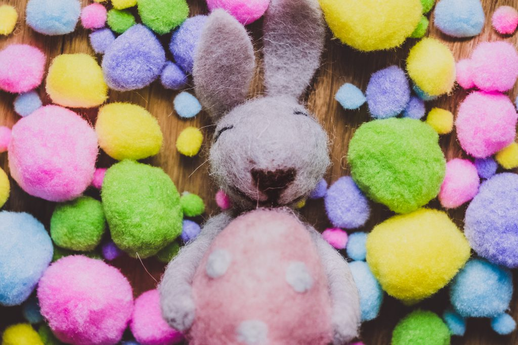 Easter bunny 5 - free stock photo