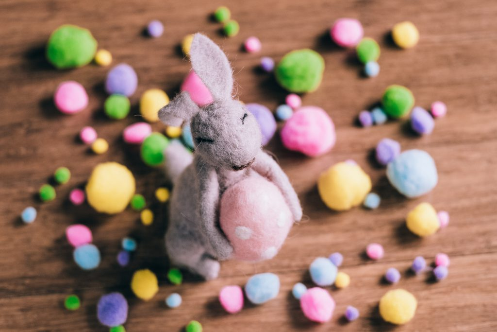 Easter bunny 6 - free stock photo