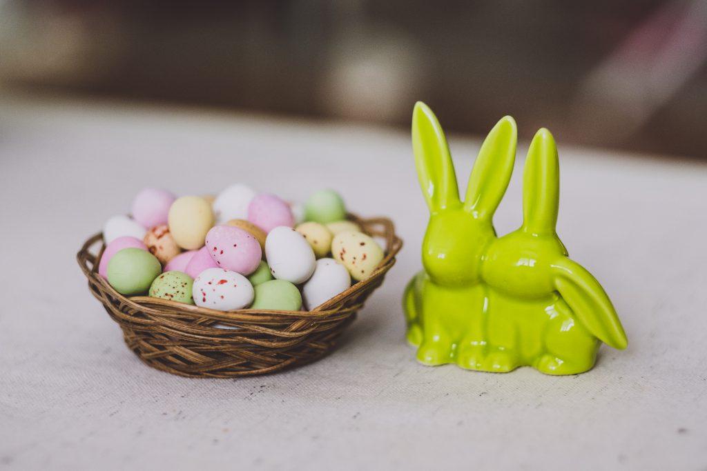 Easter chocolate eggs 3 - free stock photo