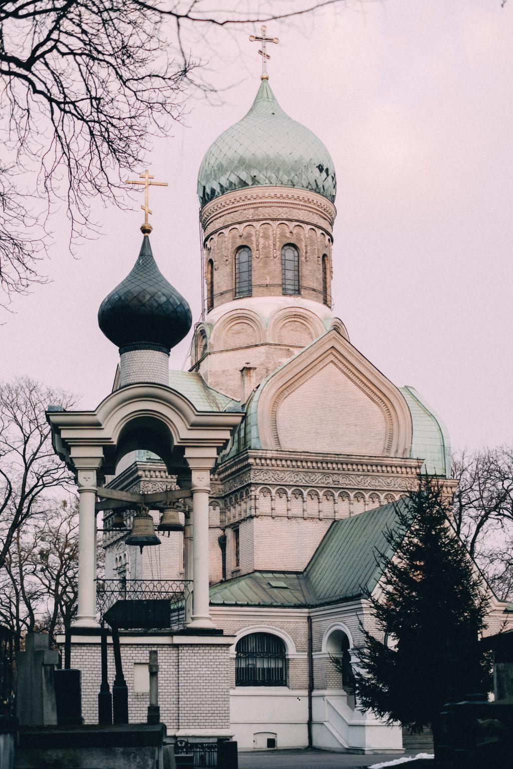 Orthodox church - free stock photo