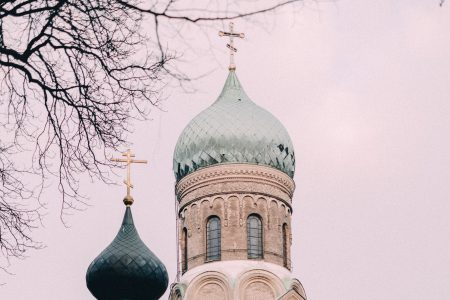 Orthodox church - free stock photo