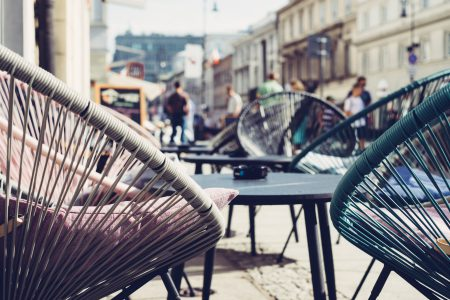 Café outdoor furniture 3 - free stock photo