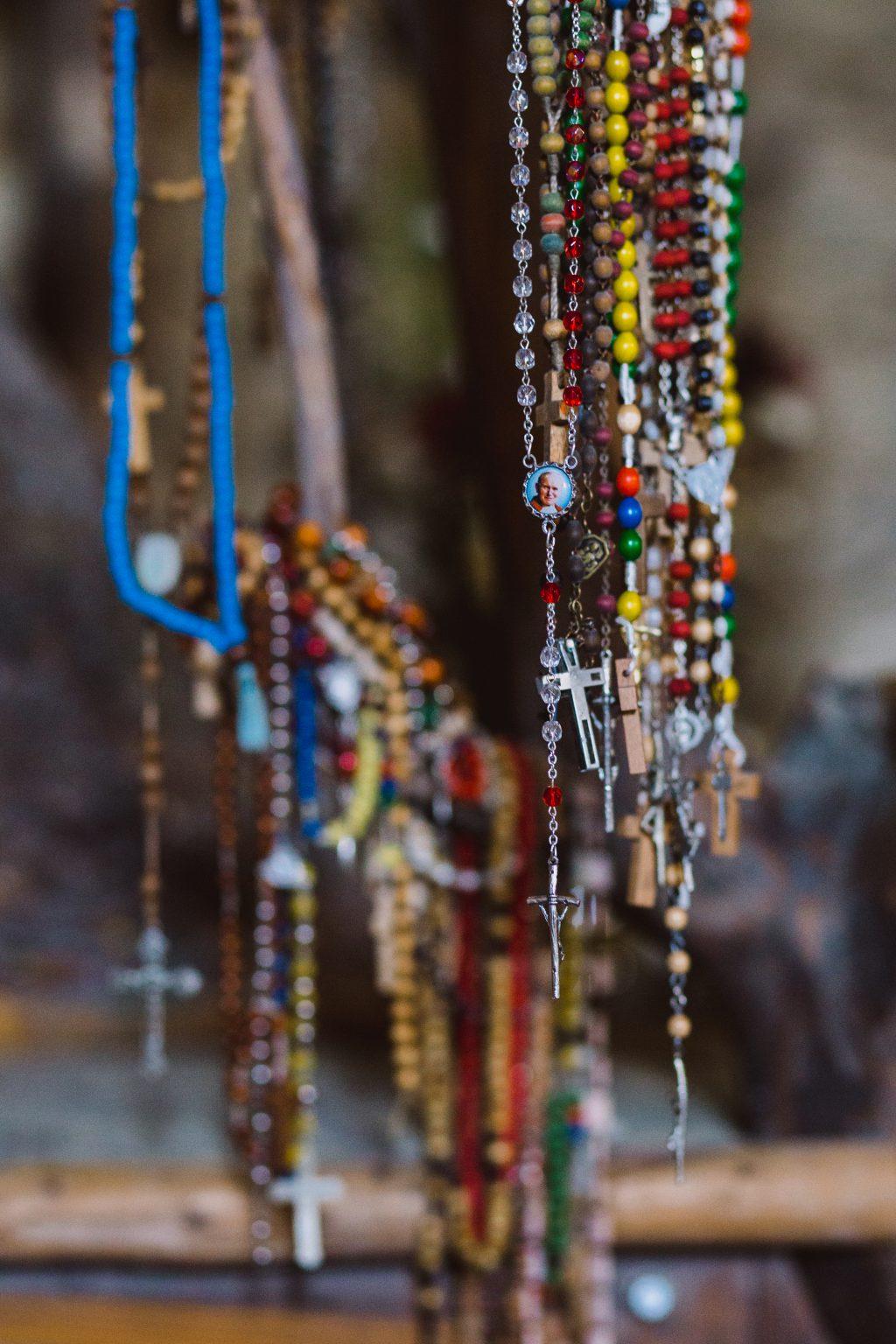 Rosaries 3 - free stock photo