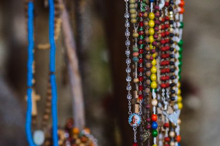 Rosaries 3 - free stock photo