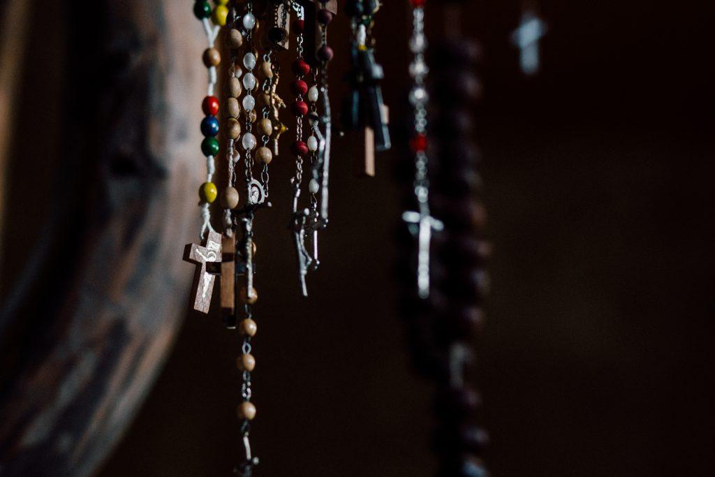 Rosaries 5 - free stock photo