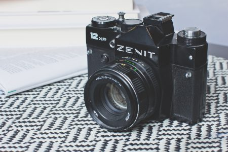 Analog Zenit camera 3 - free stock photo