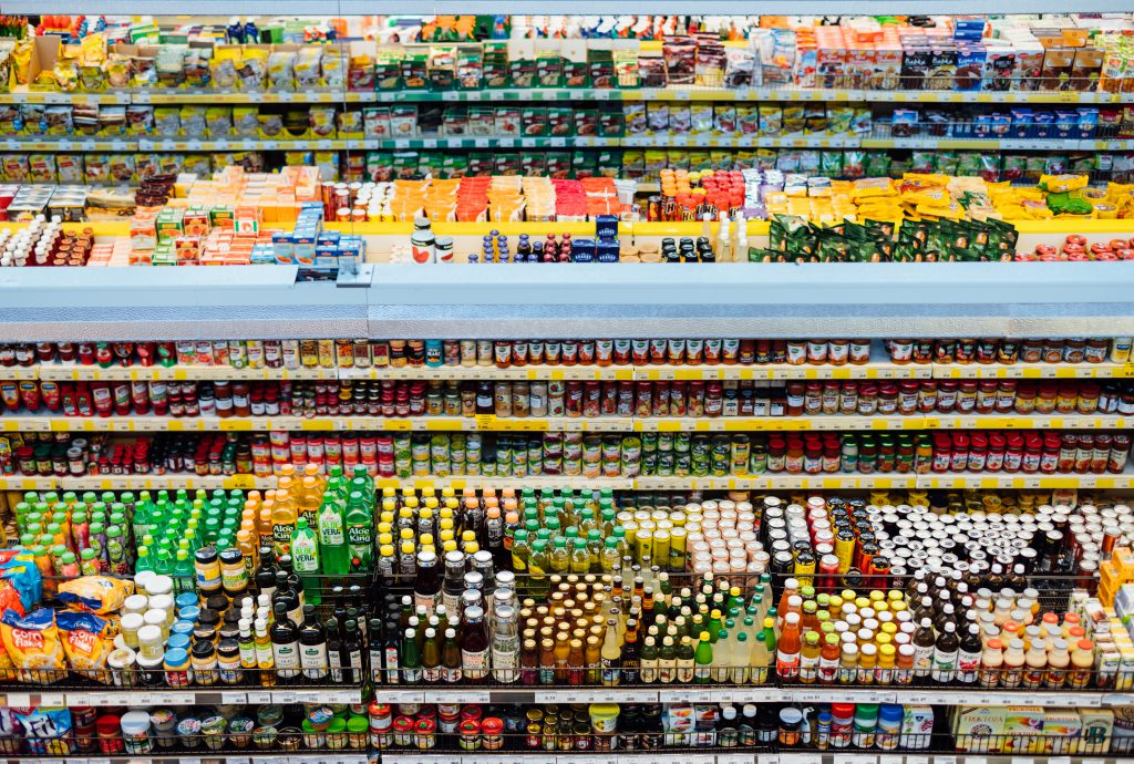 Grocery store - free stock photo
