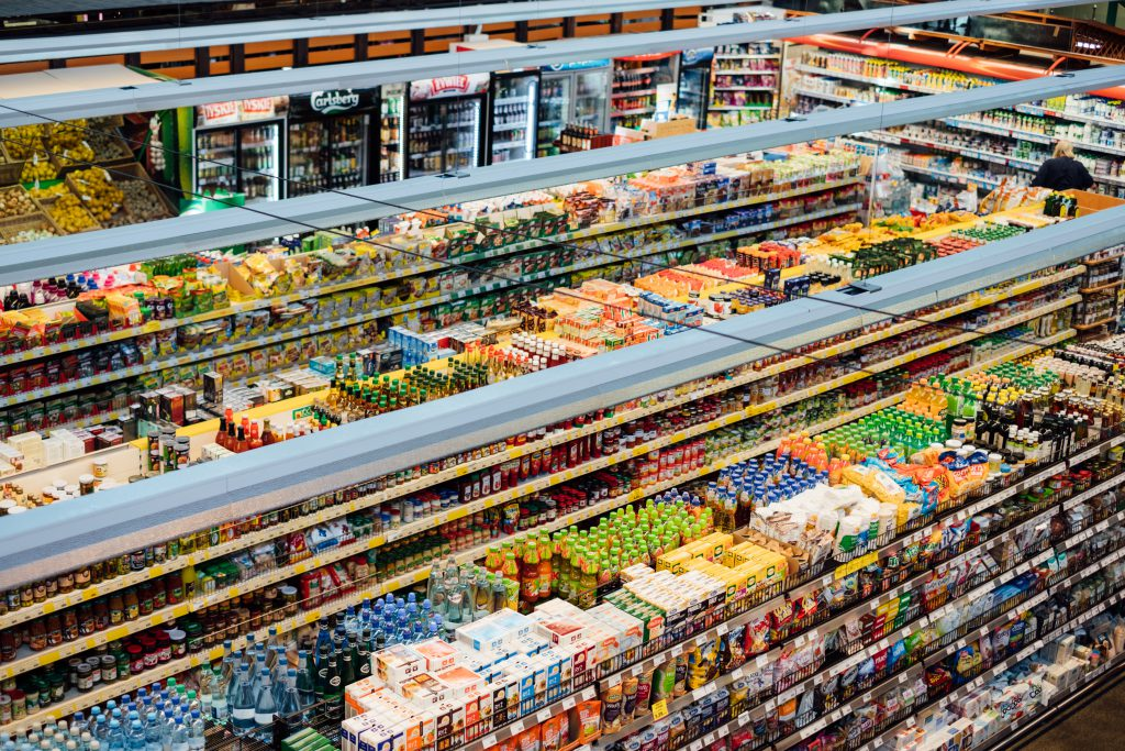 Grocery store 2 - free stock photo