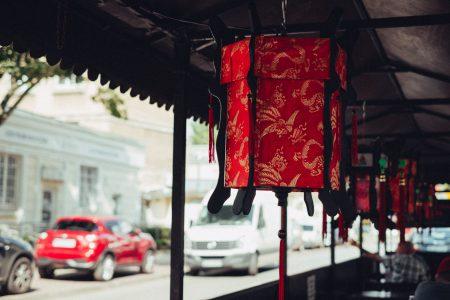 China street restaurant 2 - free stock photo