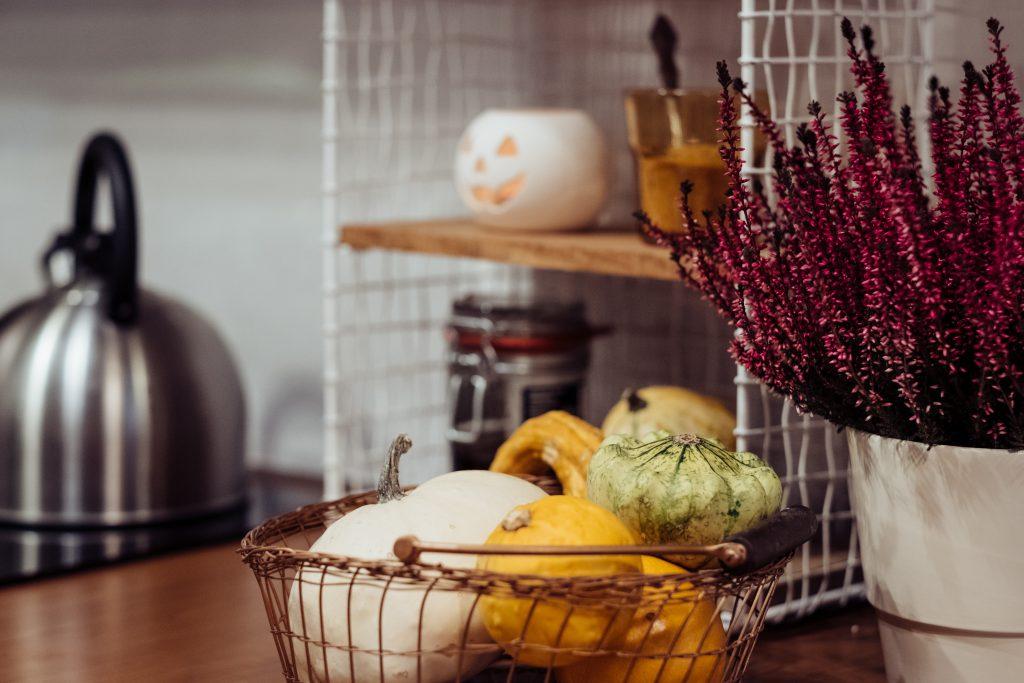 Halloween kitchen decoration 2 - free stock photo