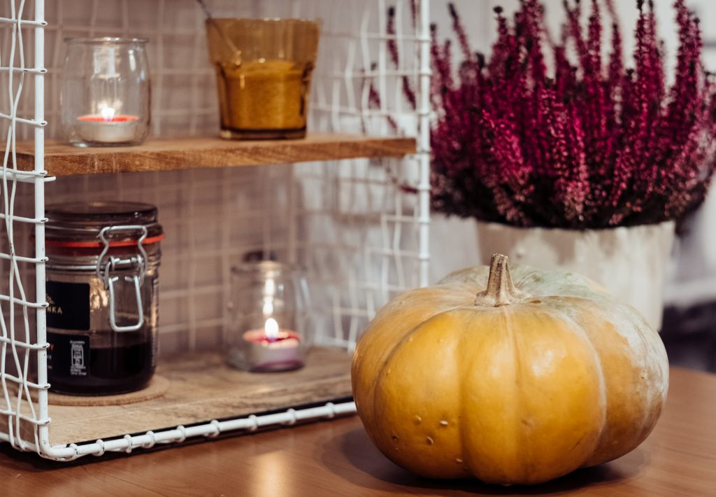 Halloween kitchen decoration 3 - free stock photo