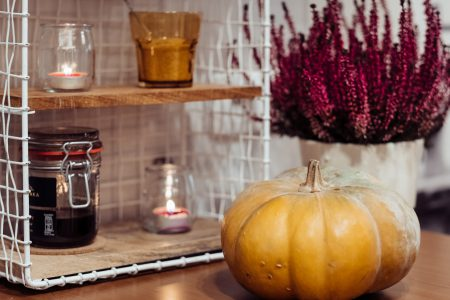 Halloween kitchen decoration 3 - free stock photo