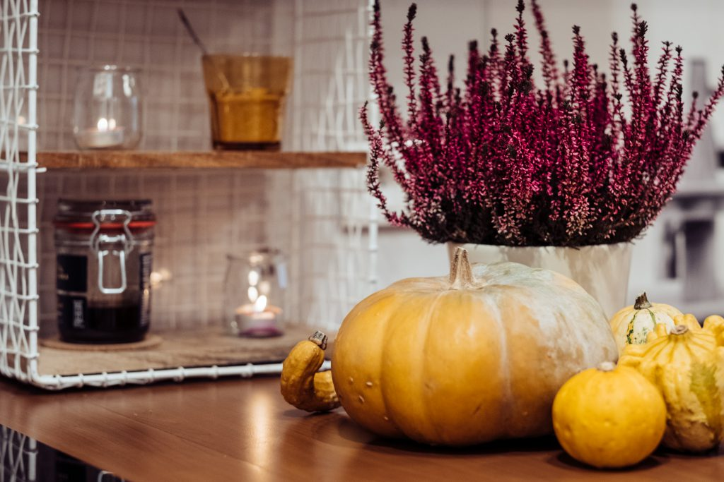 Halloween kitchen decoration 4 - free stock photo