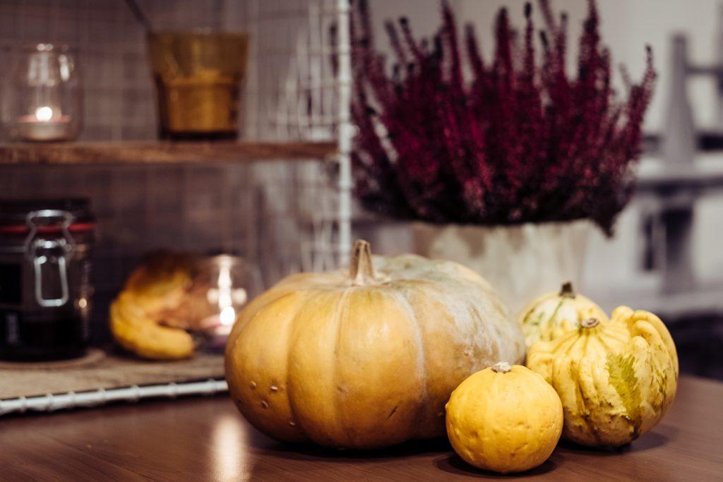 Halloween kitchen decoration 5 - free stock photo