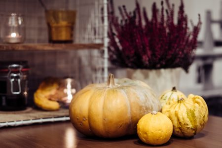 Halloween kitchen decoration 5 - free stock photo
