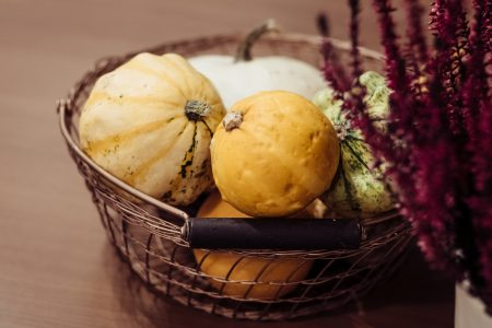 Halloween kitchen decoration closeup 2 - free stock photo