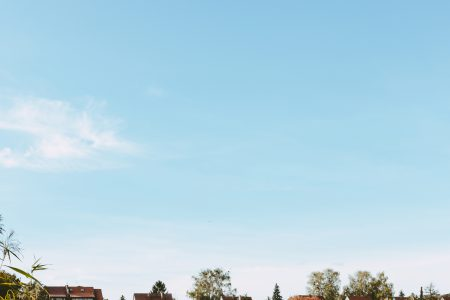 Apartment complex by the lake 3 - free stock photo