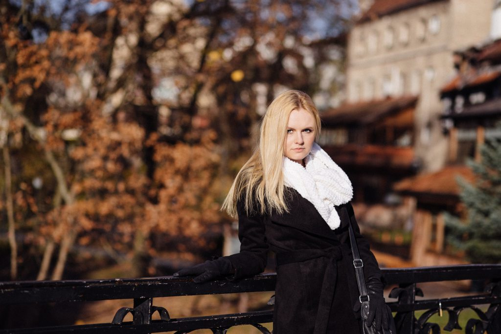 Street style shoot in the park 3 - free stock photo