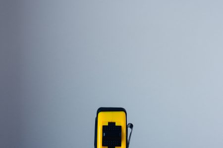 Metal tape measure tool 2 - free stock photo