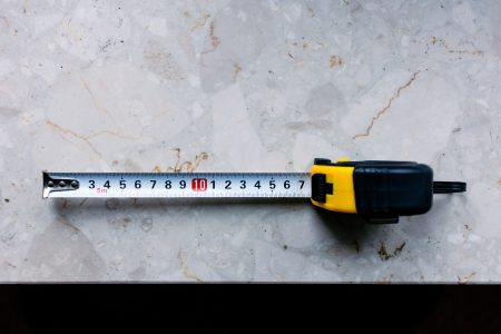 Metal tape measure tool 5 - free stock photo