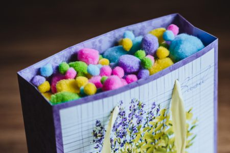 Easter bunny gift 7 - free stock photo