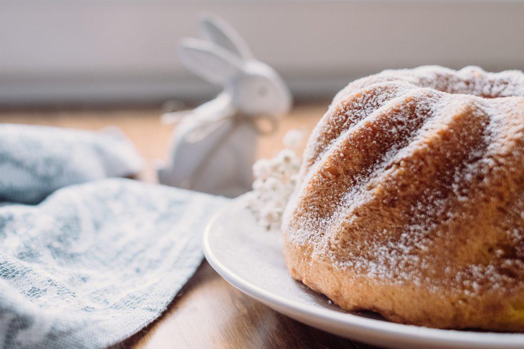 Pound Easter cake 11 - free stock photo