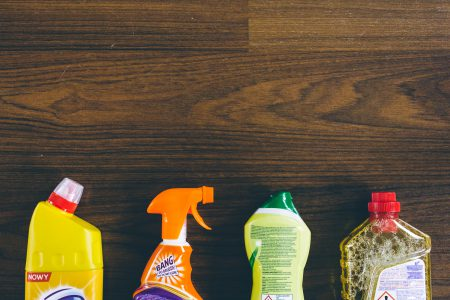 Household cleaning products 10 - free stock photo