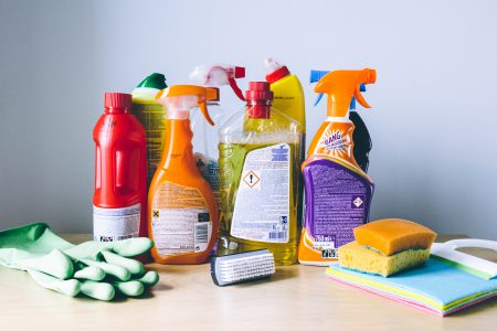 Household cleaning products 8 - free stock photo
