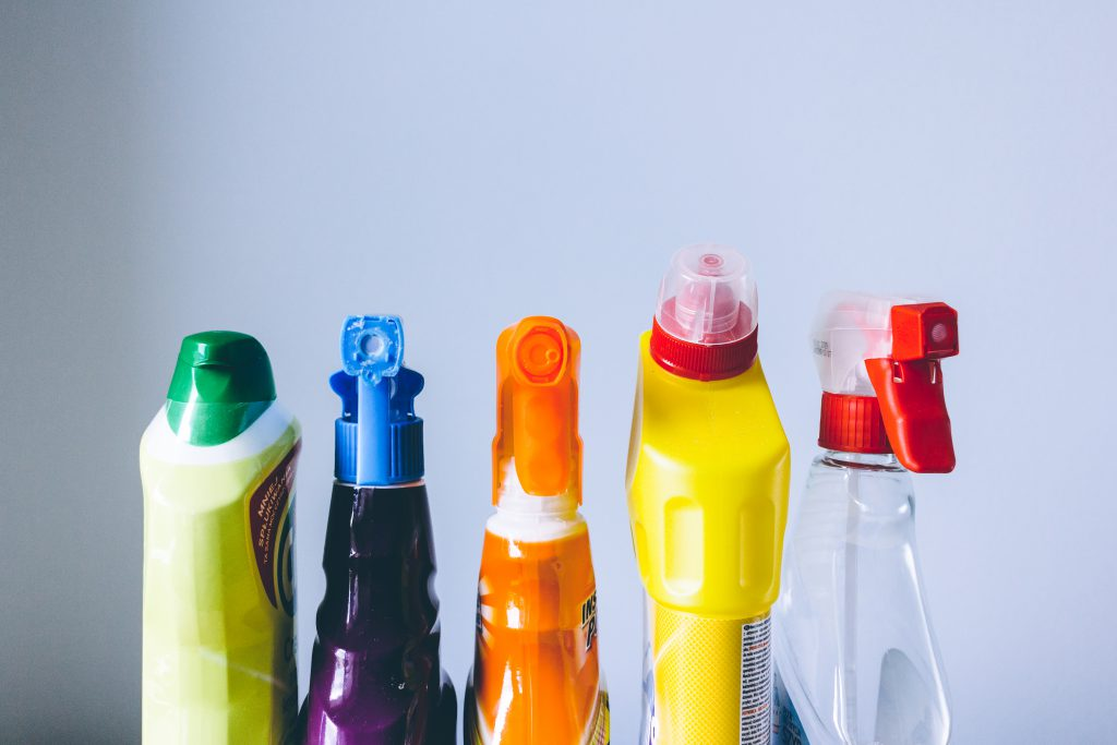 Household cleaning products 9 - free stock photo